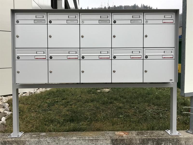 Industriestrasse 23 in Oberentfelden