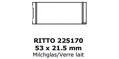 RITTO 225170 53 x 21.5