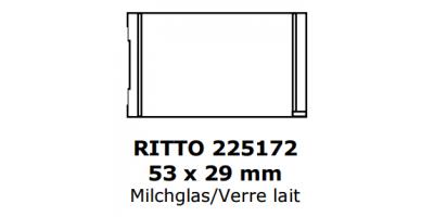RITTO 225172 53 x 29