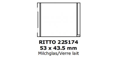 RITTO 225174 53 x 43.5
