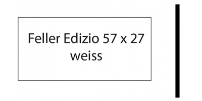 Feller 57 x 27