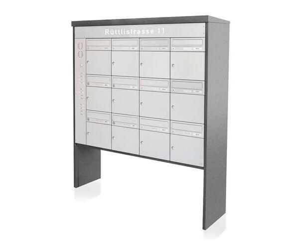 Delbag Briefkasten Systeme